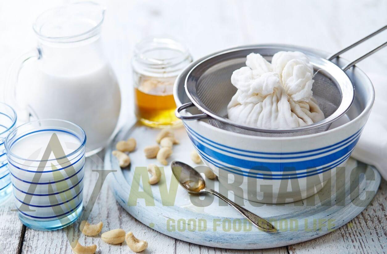 Resep Susu Kacang Mete