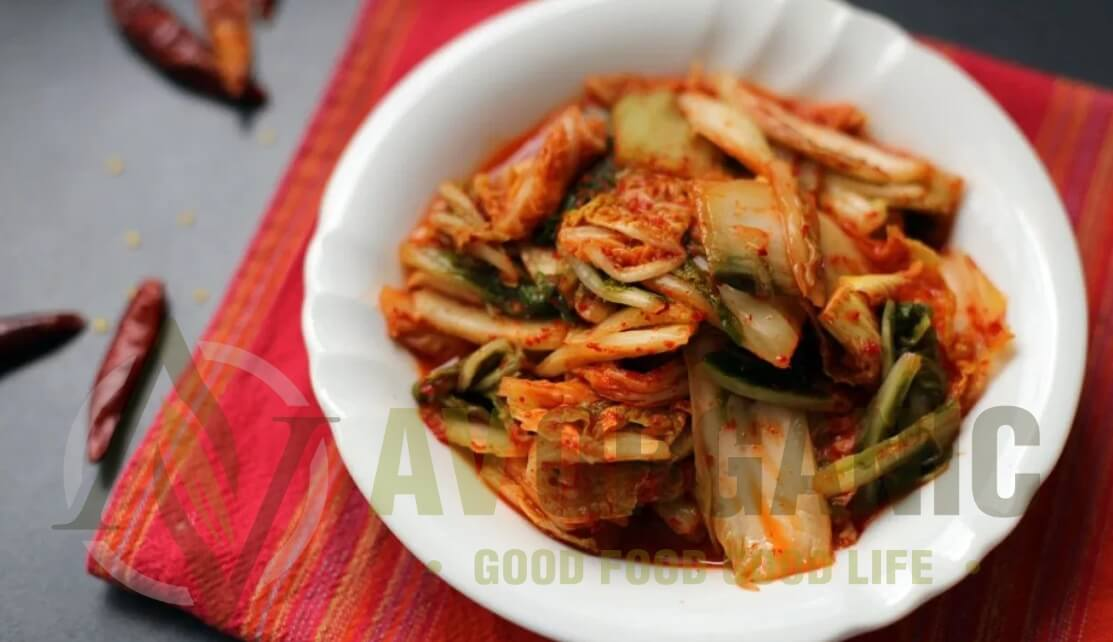 Yang Jual Kimchi di Jakarta